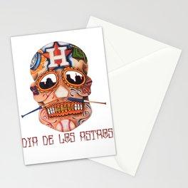 Dia De Los Astros Stationery Cards