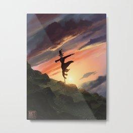Scarecrow NEW Metal Print