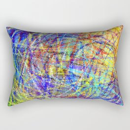 Colour Dissolve / Color Dissolve Rectangular Pillow