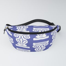 Pillar Pattern Fanny Pack