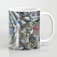 boat Mugs featuring Boat by infloence
