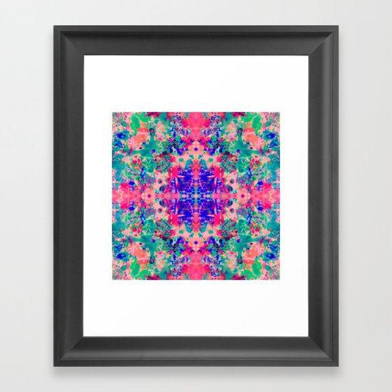 Tahiti Framed Art Print