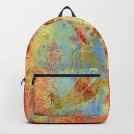 A Dragonflies QQW Backpack