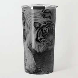 Faded Tiger Travel Mug