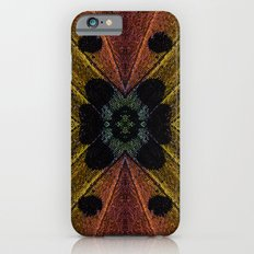 Butterfly Garden Vortex iPhone 6s Slim Case
