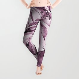 TROPICAL GARDEN 3 Leggings