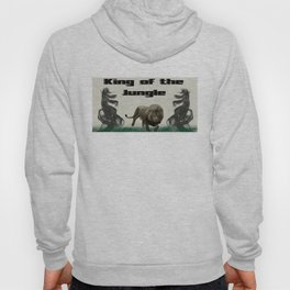 The King of The Jungle Hoody