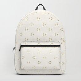 Starburst in Gold Backpack