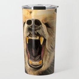 Roaring Bear Travel Mug
