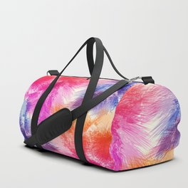 Abstact palm leaves 216 Duffle Bag