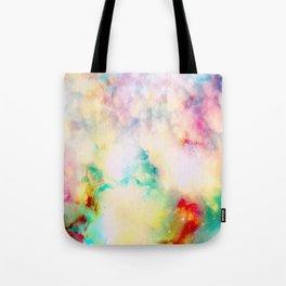 Fume Color Splash 03 Tote Bag