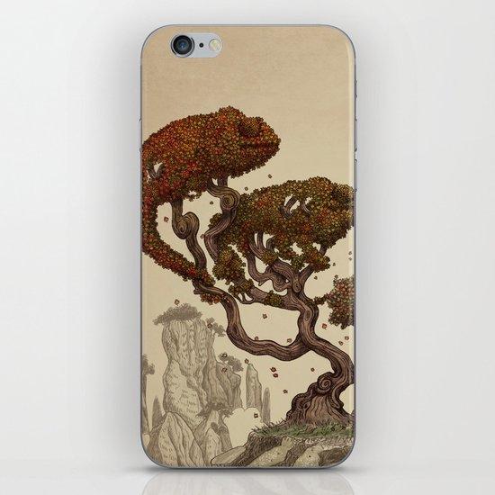 Autumn Chameleons  iPhone & iPod Skin