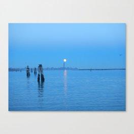 tramonti_veneziani Canvas Print