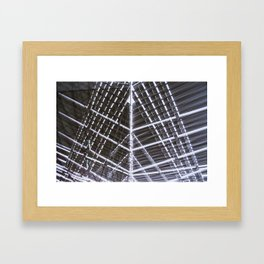 Geometric Distortions - 2 Framed Art Print