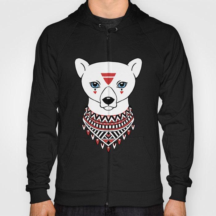 Tribal Bear Hoody