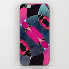 Pink Joy iPhone Skin