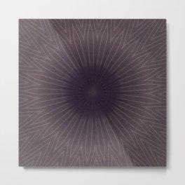 Some Other Mandala 116 Metal Print