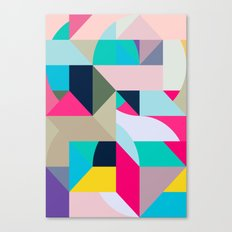 Gelati Canvas Print
