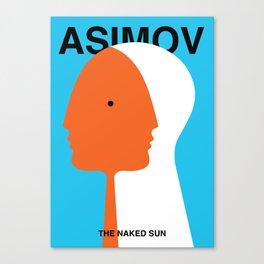 The Naked Sun Canvas Print