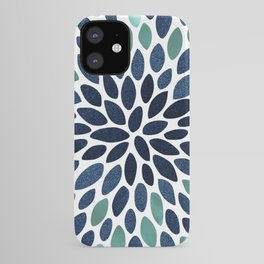 Festive Floral Bloom iPhone Case