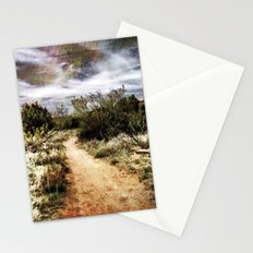 Down the Beaten Path Stationery Cards