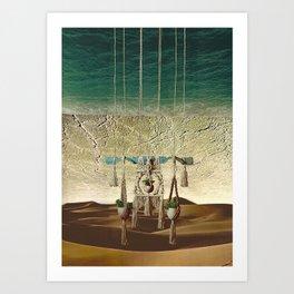 Yoke Art Print