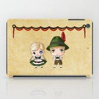 german iPad Cases featuring German Chibis by artwaste