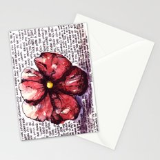 Juno Flower Stationery Cards