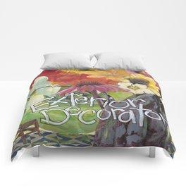 Exterior Decorator Comforters