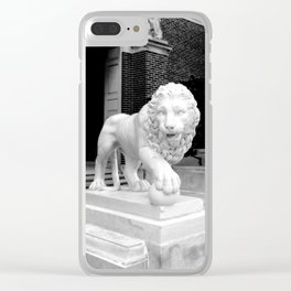 Mick & Mack Clear iPhone Case