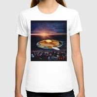 breakfast T-shirts featuring Breakfast by Lerson