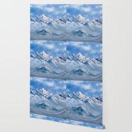 Himalayas. mountain landscape Wallpaper