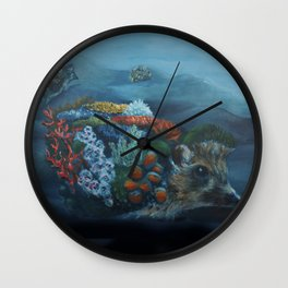 Preservation Wall Clock