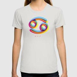 Cancer ~ Zodiac T-shirt