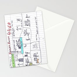 Max Morrocco: Issue 4 Stationery Cards