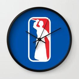 Psycho League Wall Clock