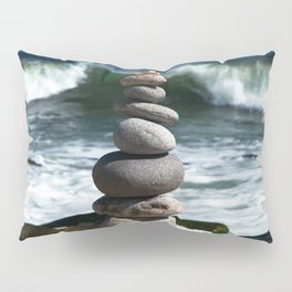 Parting the Waves Pillow Sham