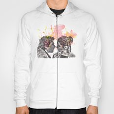 Han Solo and Princess Leia from Star Wars Hoody