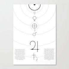 Alchemy Canvas Print
