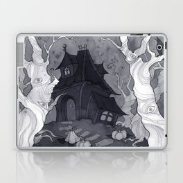 Spooky Little House Laptop & iPad Skin