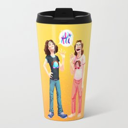 Game Grumps love to say Hi Travel Mug
