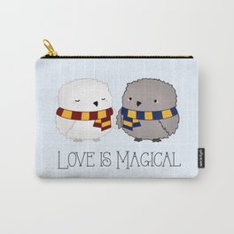 Love is Magical Carry-All Pouch