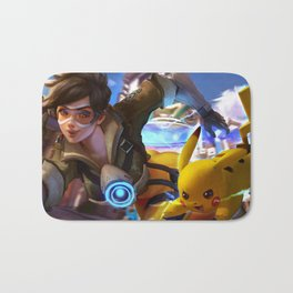 Tracer crossover Bath Mat