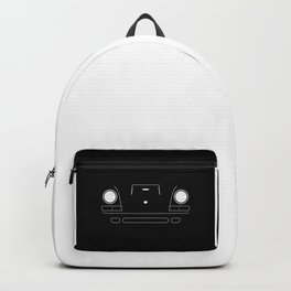 P-Car Grill Backpack