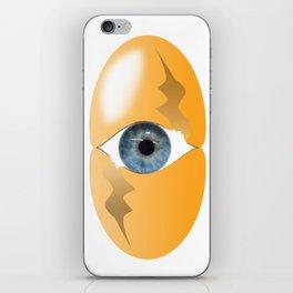 Egg Eye iPhone Skin