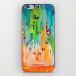 i heart you iPhone Skin