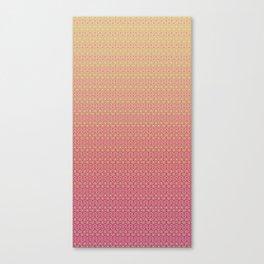 Groove Series - H Canvas Print