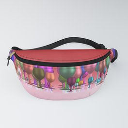 party over -b- Fanny Pack