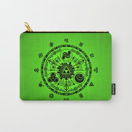Legend Of Zelda Historia Carry-All Pouch