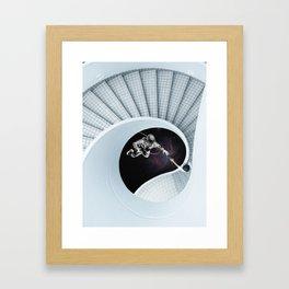 002 - Last Chance Framed Art Print